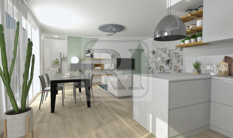 PIAZZOLA SUL BRENTA innovativo progetto di case a schiera, tecnologia e comfort – LP0067